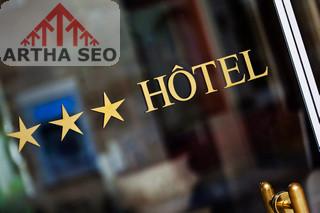struktur organisasi hotel bintang 3,Three stars hotel